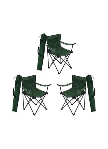 Bofigo Kamp Sandalyesi Yeşil